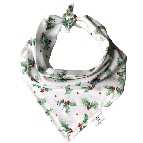 Under the Mistletoe Bandana - William Wagtail