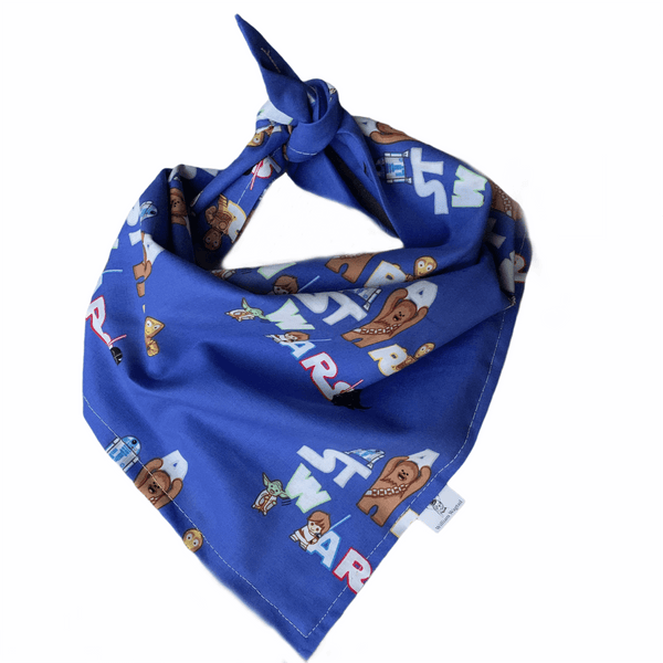 In a Galaxy Far, Far Away Bandana - William Wagtail