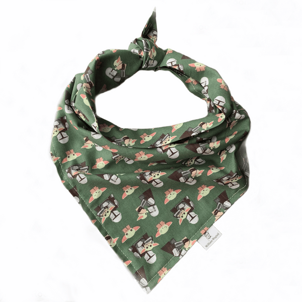 Bonded Buddies Bandana - William Wagtail