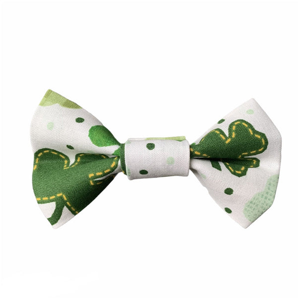 Shamrock n' Roll Bowtie - William Wagtail