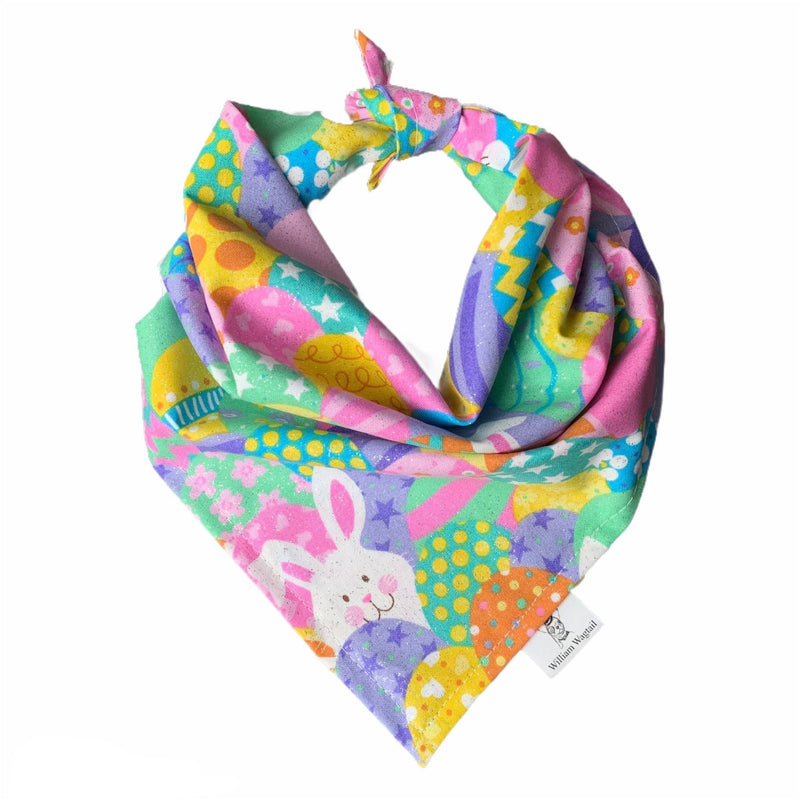 Peekaboo Bunny Bandana - William Wagtail