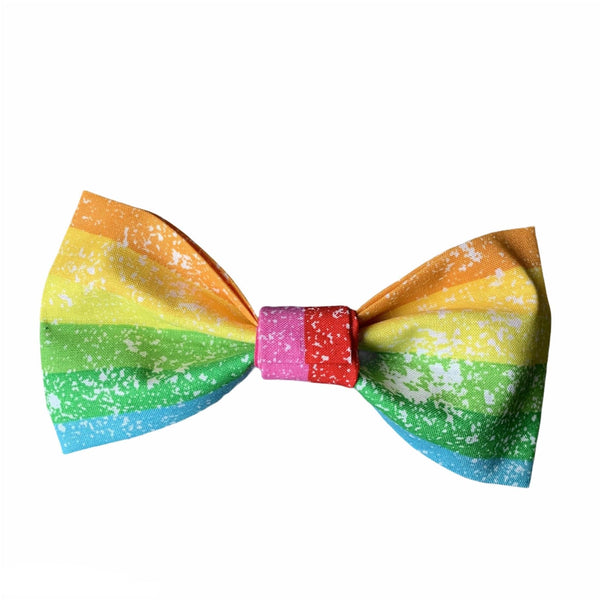 Vintage Rainbow Bowtie - William Wagtail