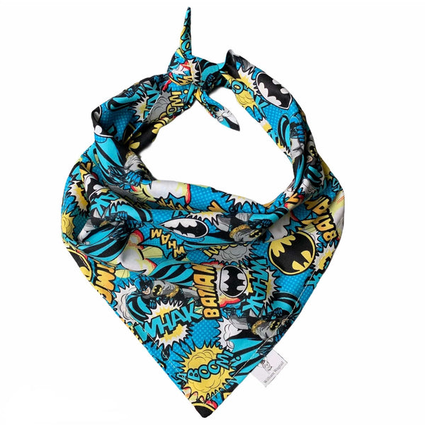 Wham Bam BATMAN Bandana - William Wagtail
