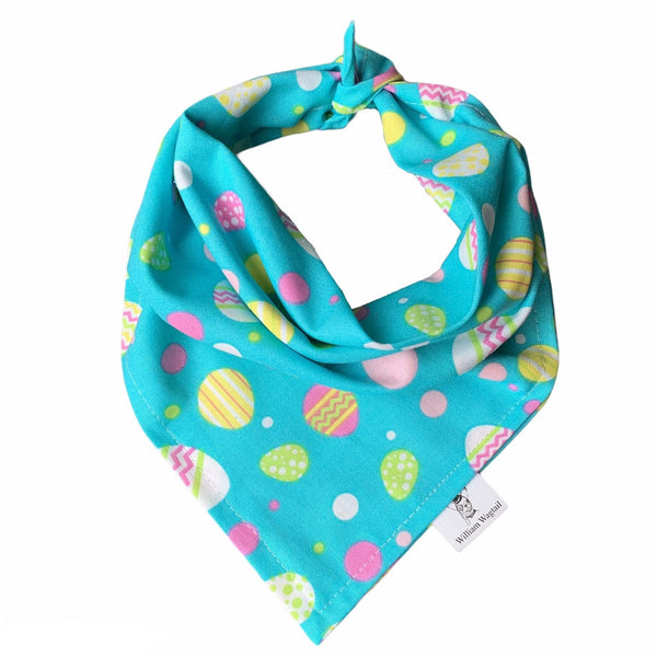 Easter Egg Speckled Bandana - William Wagtail
