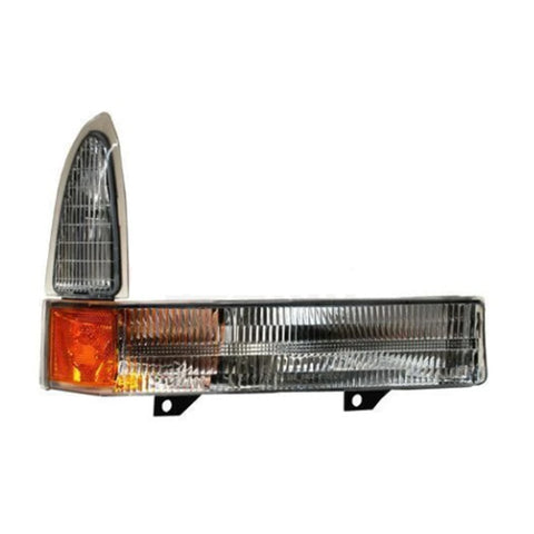 CUARTO FRONTAL Y PUNTA FORD SUPER DUTY 99-04/ EXCURSION 00-04 BICOLOR TYC DER 12-5067-B1-1A