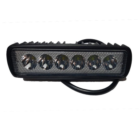"JGO FARO 6 LED RECTANGULAR 18W 6""X1.5"""