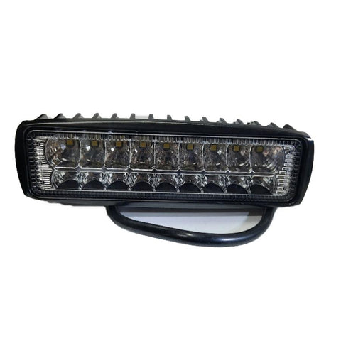 FARO RECTANGULAR 18 LED