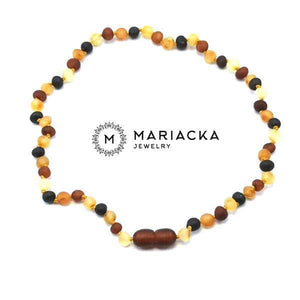 Mariacka Pack collar multicolor crudo