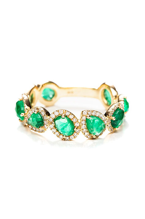 Dynasty Emerald Ring