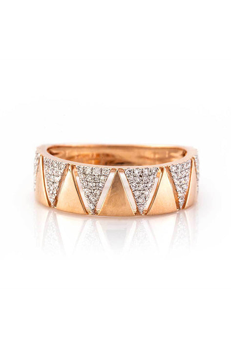 Triangle Eternity Band