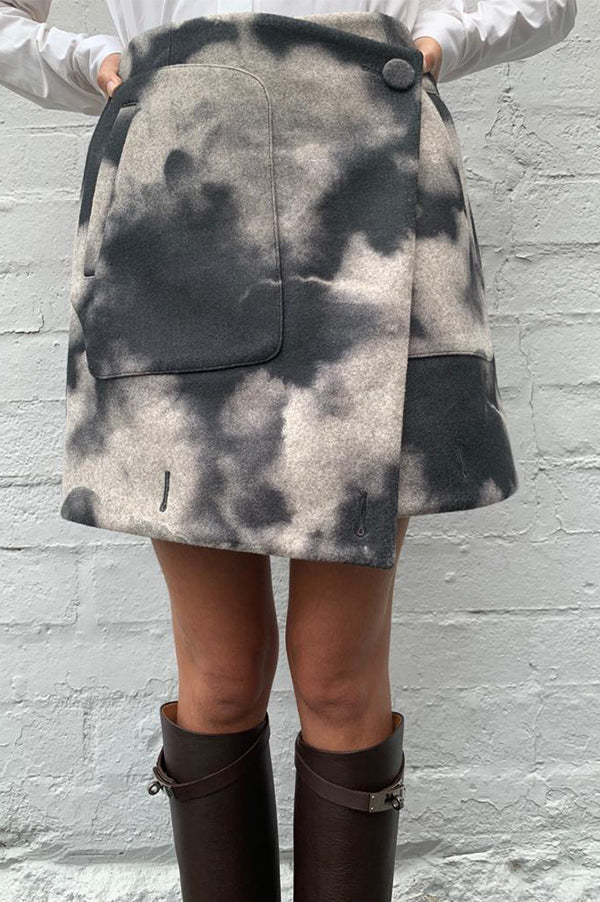 Detachable Skirt