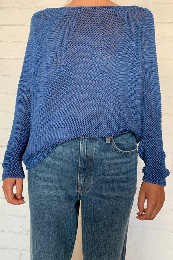 KASE Open Weave Sweater