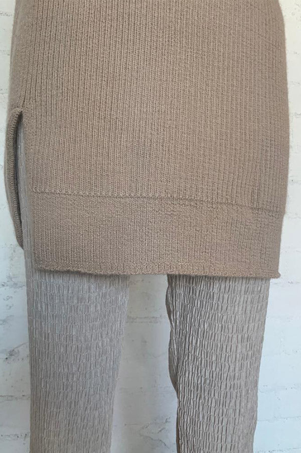 Long Knit Pants