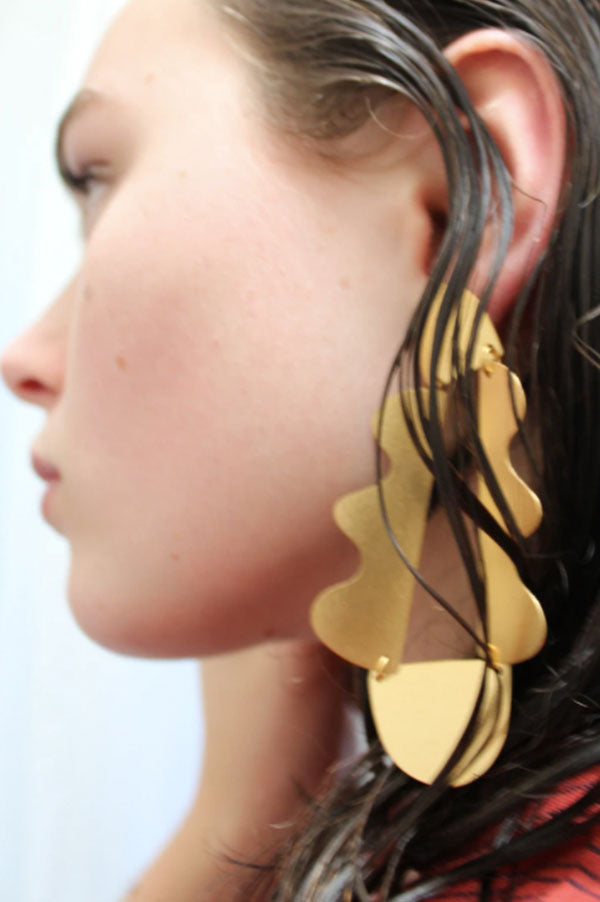 Matisse Gold Earrings