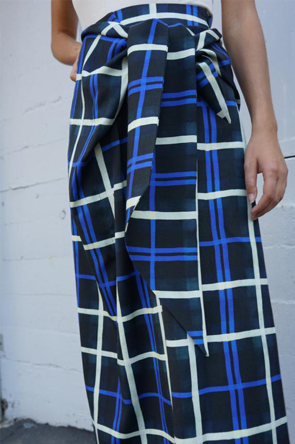 SAI Knotted Skirt