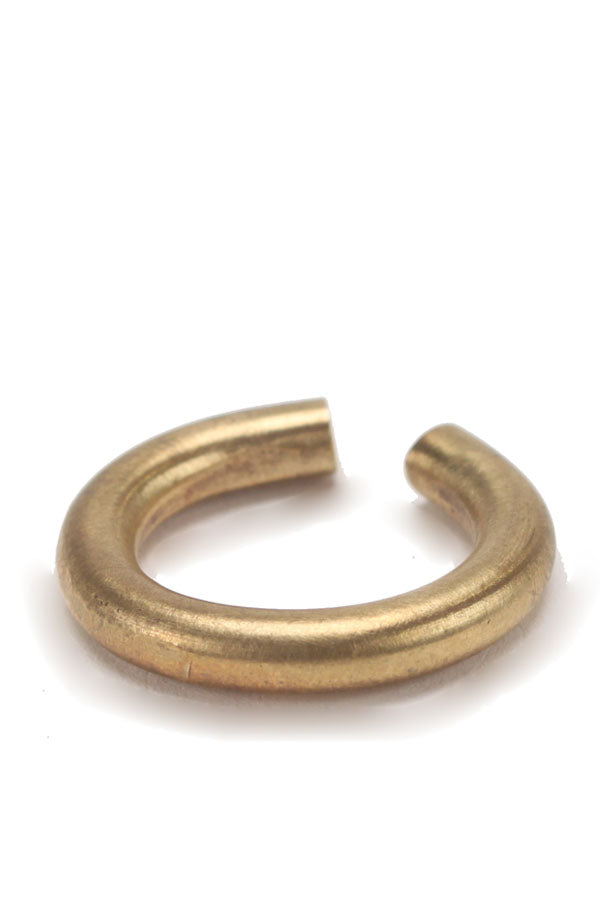 Brass Open Thin Ring