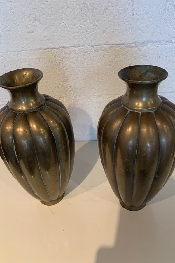 Antique Bronze Vase
