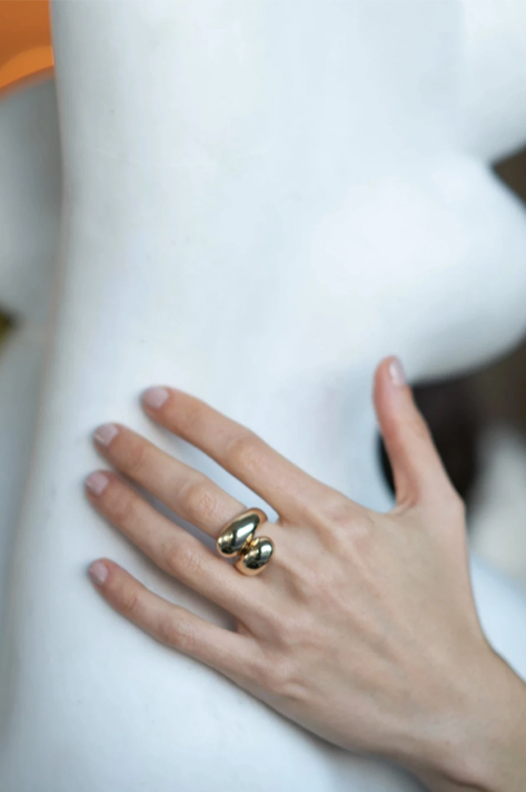 Double Apse Ring