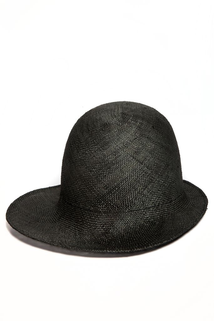 Grey Straw Lonely Hat