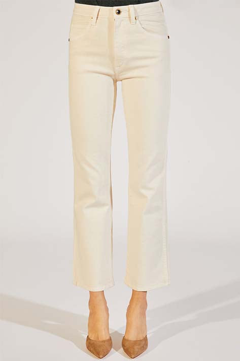 Ivory Vivian Boot Cut Flare