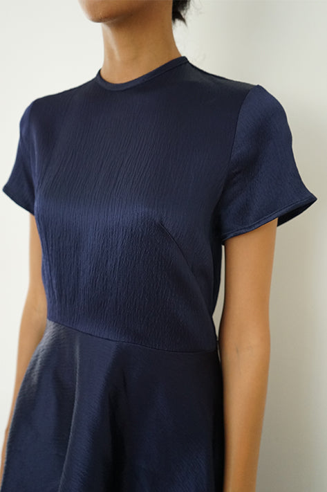 Long Peplum Top