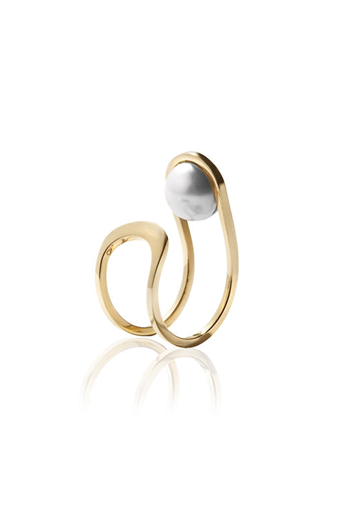 Lune Planet Ring