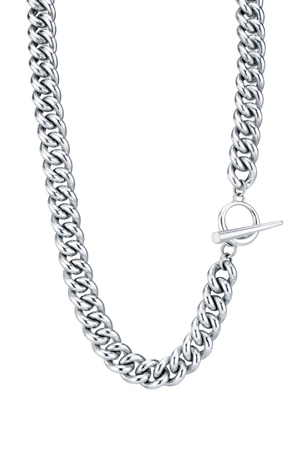 Narrow Palma Chain Necklace