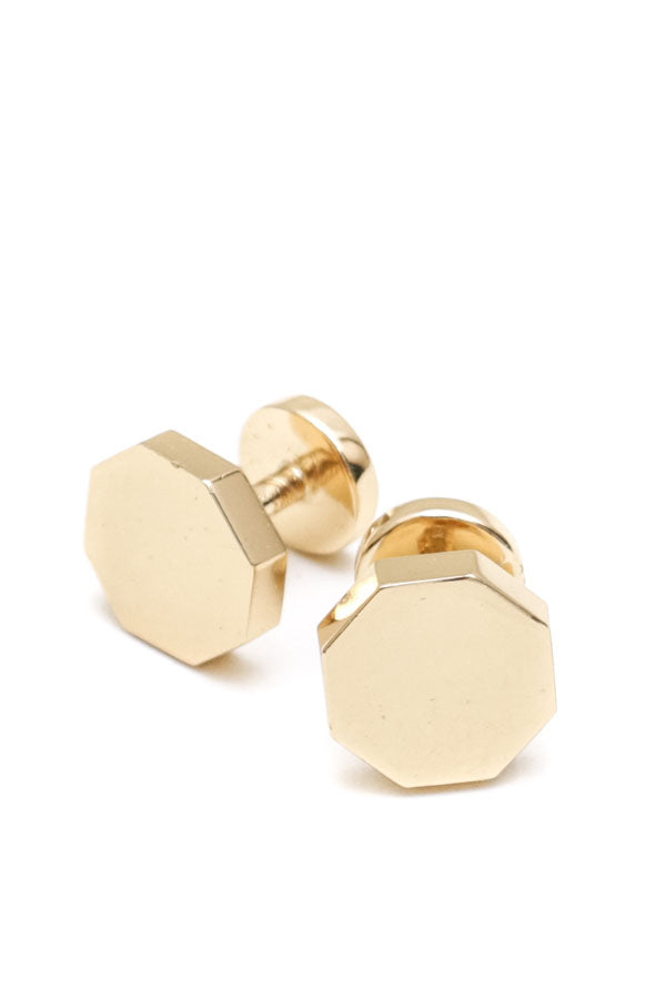 Octagon Cufflinks