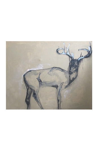 Standing Stag II