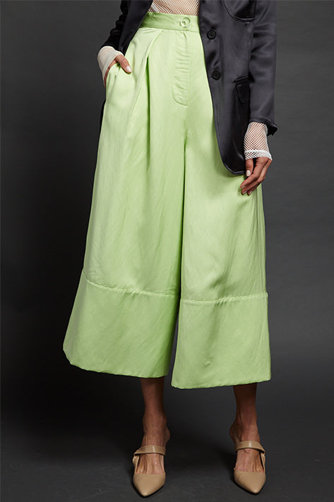 The Pistachio Basse Trouser