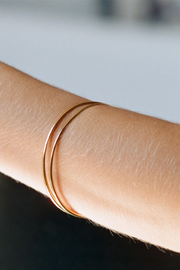 Thin Eternal Cuff