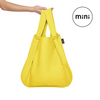 Notabag /  Mini BAG & BACKPACK - Yellow - &anika