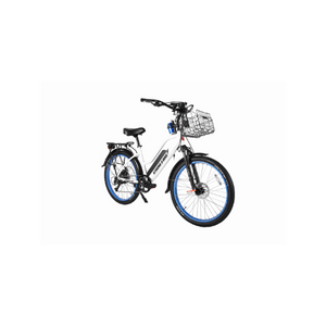 X-Treme Catalina 48 Volt Electric Step-Through Beach Cruiser Bicycle