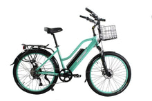 Load image into Gallery viewer, X-Treme Catalina 48 Volt Electric Step-Through Beach Cruiser Bicycle