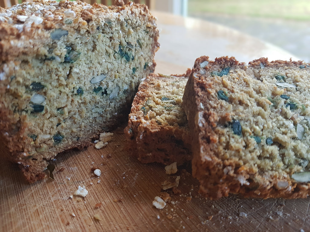 Porridge Bread Is The New Banana Bread !