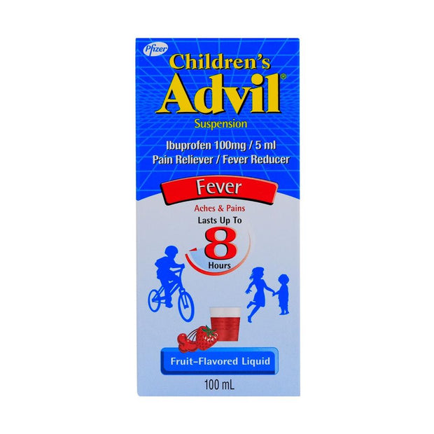 Advil Suspension For Child 100ml