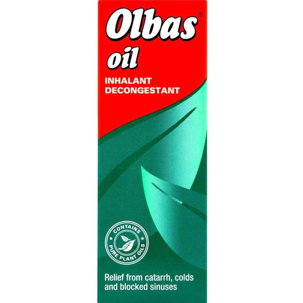 Olbas Oil Inhalant Decongestant 28ml