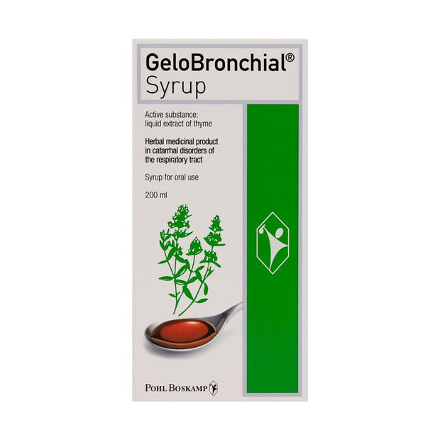 Gelobronchial Syrup 200ml