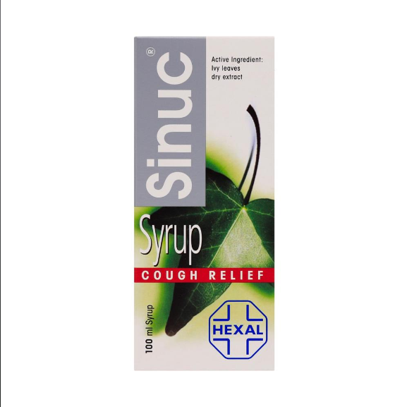 Sinuc Herbal Cough Syrup 100ml