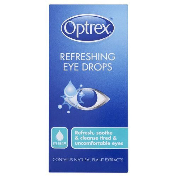 Optrex Refreshing Eye Drops 10ml