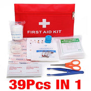 Portable  Emergency Survival Set First Aid Kit