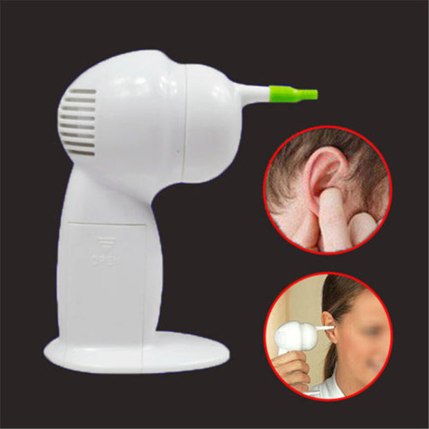 Hygenic Ear Cleaner Wax Vac Safety Cleaning