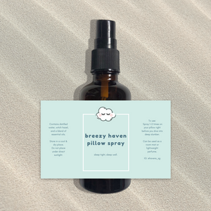 Breezy Haven Pillow Spray