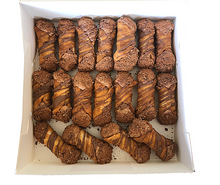 Load image into Gallery viewer, Large Single Flavoured Cannoli Box