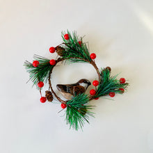 Load image into Gallery viewer, Mini Brown Sparrow Wreath