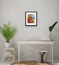 "Load image into Gallery viewer, ""High Above"" print"