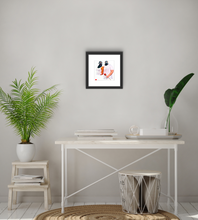 "Load image into Gallery viewer, ""Relationship Goals"" print"