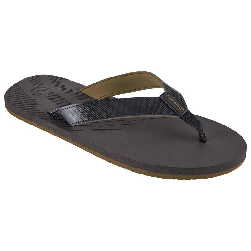 Mens FLIP-FLOPS TO 150 Dark Grey