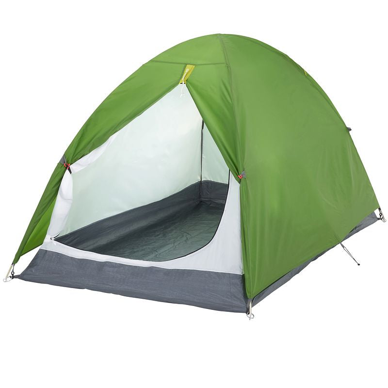 ARPENAZ camping tent _PIPE_ 2 person green.