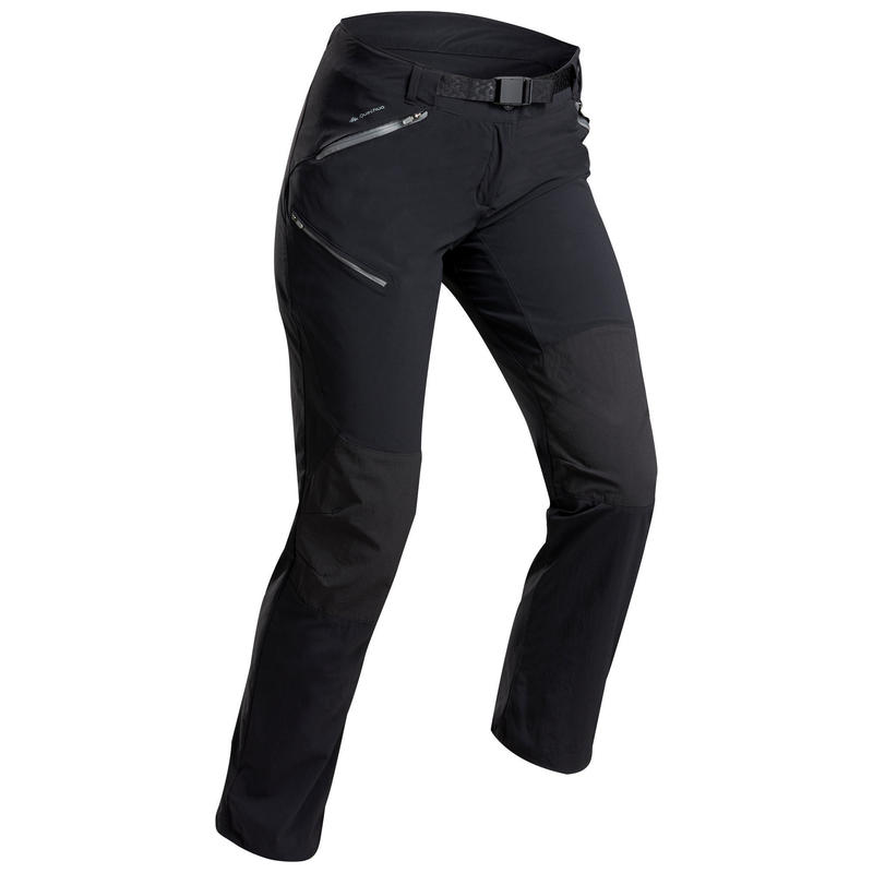 MH500 Womens Mountain Walking Trousers - Black.